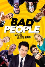 Watch Free Bad People (2016)
