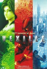 Watch Free Vexille (2007)