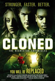 Watch Free Cloned: The Recreator Chronicles (2012)