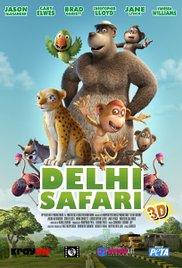 Watch Free Delhi Safari (2012)