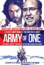Watch Free Army of One (2016)
