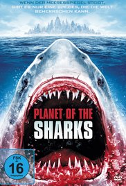 Watch Free Planet of the Sharks (2016)