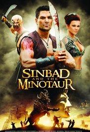 Watch Free Sinbad and the Minotaur (2011)