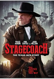 Watch Free Stagecoach: The Texas Jack Story (2017)