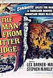 Watch Free The Man from Bitter Ridge (1955)