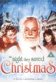 Watch Free The Night They Saved Christmas (1984)