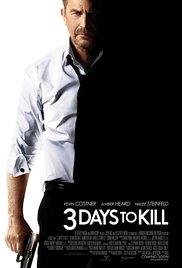 Watch Free 3 Days to Kill (2014)