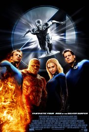 Watch Free Fantastic 4 Rise of the Silver Surfer 2007
