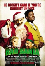 Watch Free Bad Santa (2003)