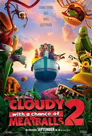 Watch Free Cloudy with a Chance of Meatballs 2 (2013)