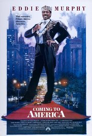 Watch Free Coming to America (1988)