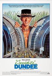Watch Free Crocodile Dundee (1986)