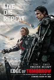 Watch Free Edge of Tomorrow 2014