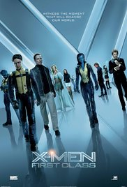 Watch Free X Men First Class 2011