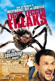 Watch Free Eight Legged Freaks (2002)