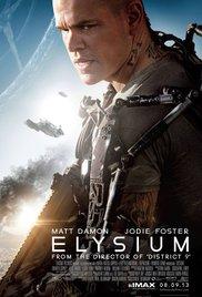 Watch Free Elysium 2013
