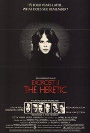 Watch Free Exorcist II The Heretic (1977)