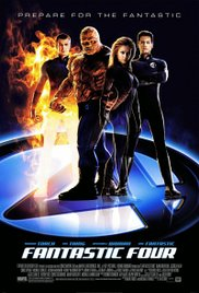 Watch Free Fantastic Four 2005