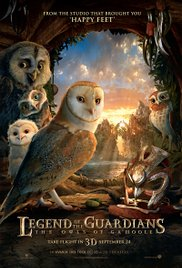 Watch Free Legend of the Guardians 2010