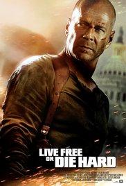 Watch Free Die Hard 4: Live Free or Die Hard 2007