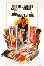 Watch Free James Bond - Live and Let Die (1973) 007