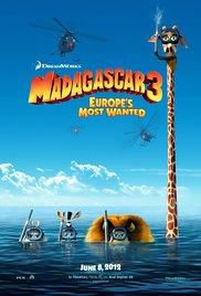 Watch Free Madagascar 3