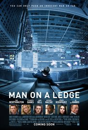 Watch Free Man on a Ledge (2012)
