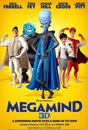 Watch Full Movie :Megamind 2010