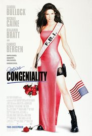 Watch Free Miss Congeniality (2000)