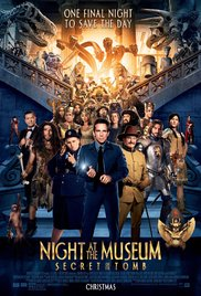 Watch Free Night at the Museum: Secret of the Tomb (2014)