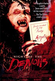 Watch Free Night of the Demons (1988)