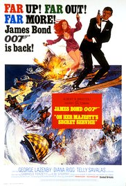 Watch Free James Bond 007 On Her Majestys Secret Service (1969)