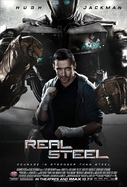 Watch Free Real Steel (2011)