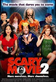 Watch Free Scary Movie 2 (2001)