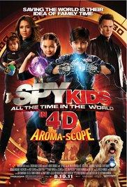 Watch Free Spy Kids 4  2011