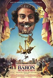 Watch Free The Adventures of Baron Munchausen (1988)