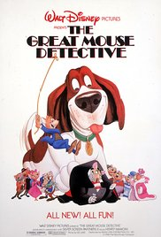 Watch Free Disney The Great Mouse Detective (1986)