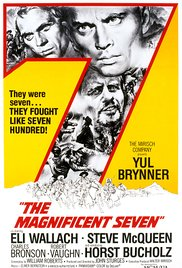 Watch Free The Magnificent Seven 1960