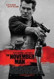 Watch Free The November Man (2014)