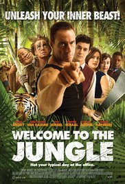 Watch Free Welcome to the Jungle (2013)