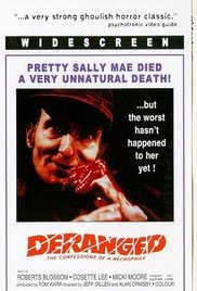 Watch Free Deranged: Confessions of a Necrophile (1974)
