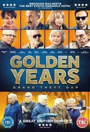 Watch Free Golden Years (2016)