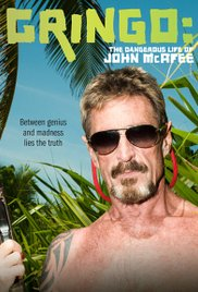Watch Free Gringo: The Dangerous Life of John McAfee (2016)