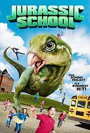Watch Free Jurassic School (2017)