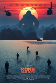 Watch Free Kong: Skull Island (2017)
