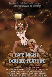 Watch Free Late Night Double Feature (2016)
