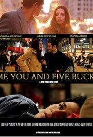 Watch Free Me You and Five Bucks (2015)