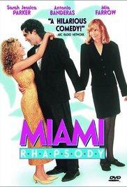 Watch Free Miami Rhapsody (1995)