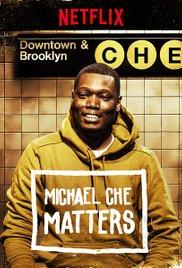 Watch Free Michael Che Matters (2016)