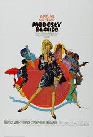 Watch Free Modesty Blaise (1966)